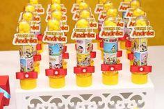 Turma da Andrea – Decoração Turma da Mônica – Blog Inspire sua Festa
