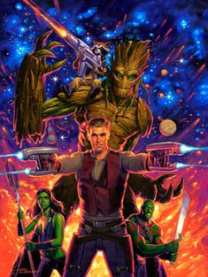 Guardians of the Galaxy Issue # 1 (Marvel Comics)