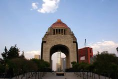Monumento de la Revolución Mexicana by shernandezg