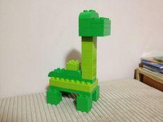 Discover Lego Duplo Ideas for Green Dinosaur Dinosaur Books For Kids, Dinosaur Activities, Dinosaur Crafts, Lego For Kids, Dinosaur Toys, Toddler Activities, Lego Duplo Ideas, Dino Lego, Lego Batman