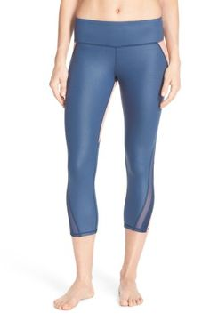 Shop this Alo 'Range' Capris from the Nordstrom Anniversary Sale on Keep!