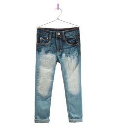 LOW-CUT JEANS - Jeans - Boy - Kids - ZARA United States