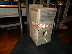 How To Build a Roosting Box Designed for Hot Chicks