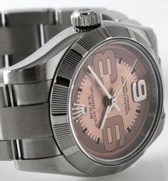 Rolex - Ladies Oyster Perpetual : 176210 : Bernard Watch