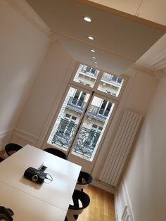 Showroom fice Paris Lighting & Automation by Exception Paris