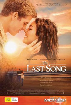 the Last Song Miley Cyrus, Liam Hemsworth and Greg Kinnear Greg Kinnear, Liam Hemsworth, The Last Song Film, See Movie, Movie Tv, Epic Movie, Cher John, Nicholas Sparks Movies, Films Hd