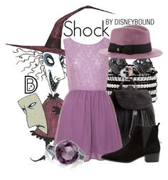 """Shock"" by leslieakay ❤ liked on Polyvore"