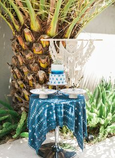 Boho Surf First Birthday Party - Inspired By This