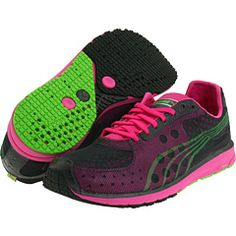 I believe i could run faster in these shoes! Atlest look good doing it.