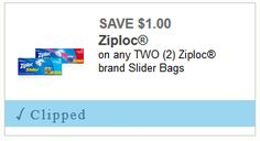 $3 in Reset! Ziploc Product Coupons (Containers for $1.48 at Walmart)(Plus a Walgreens deal starting 05-07)