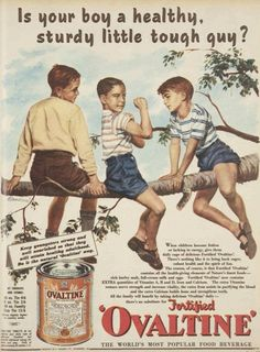 """1950 preaching to the choir I guess but get your kids OFF the couch. I see to many fat listless kids anymore """"jezze hury up mom so I can get home to play my games"""""""