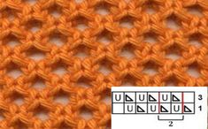 Knitting Paterns, Knitting Stitches, Knit Patterns, Stitch Patterns, Crochet Waffle Stitch, Hairpin Lace, Knitwear Fashion, Needle Lace, Knitted Blankets