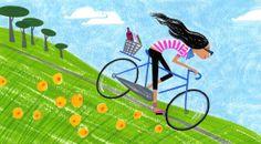 Bike Ride - ali douglass
