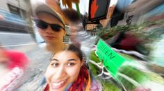 Sprayscape, A 'Perfectly Imperfect' Virtual Reality Camera App