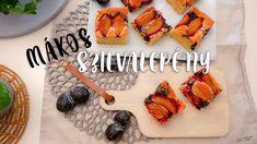 Azzal akartam kezdeni, hogy egyszerű mákos szilvalepény... de ugye mi egyszerű a cukrásznak és mi a lelkes otthoni sütögetőknek. #sütemény #recept #annuskám Ethnic Recipes, Food, Meals
