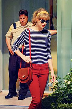 Taylor Swift's style is really growing on me