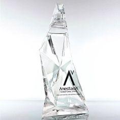 Edgy vodka packaging #smart