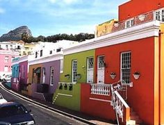 One of my most favourite places: District 6, Cape Town, South Africa