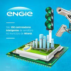 Com a ENGIE o futuro chega mais rápido. O projeto inovador da ENGIE conta com 190 controladores inteligentes de semáforos no município de Niterói e oferece maior fluidez no trânsito.  Acesse: www.engie.com.br  #ENGIE