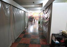 Boxes no shopping popular aberto em 2013 pela Prefeitura de Ribeirão Preto na General Osório
