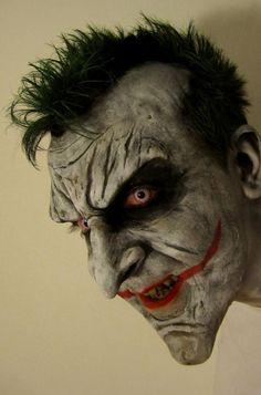 Joker Makeup by FraGatsu.deviantart.com