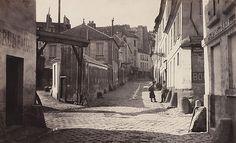 Rue Vieille-Notre-Dame (de la rue du Pont-aux-biches) (fifth arrondissement)