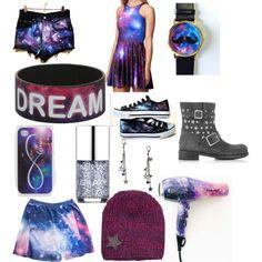 Really cool galaxy stuff!