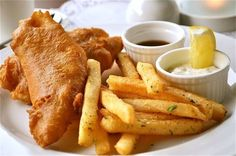 England's favorite Fish and Chips