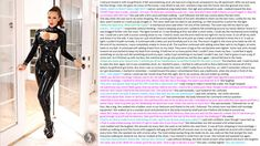 The Forbidden Room by on DeviantArt Cheer Dance Routines, Transgender Captions, Prissy Sissy, Tg Caps, Horror House, Letting Go Of Him, Tg Captions, At The Hotel, Life Is Beautiful