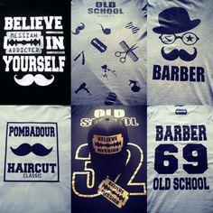 All barber t-shirt