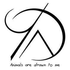 "Sigil request, please? ""Animals are drawn to me."" ""Animals are drawn to me"" sigil Sigil requests closed until Saturday Sigil Magic, Magic Symbols, Spiritual Symbols, Witch Symbols, Wiccan Spells, Witchcraft, Paranormal, Symbole Protection, Nature Witch"