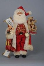 CC16-43 Toy Stocking Santa 1
