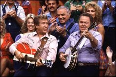 Hee Haw - Pickin' and Grinnin'