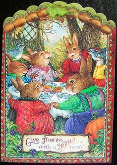 les petits lapins colorés