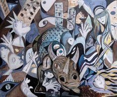 """wall street"" by Laszlo Hamori"