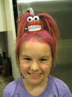 This was my hair motivation this week! I love that Smile