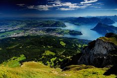 Central Switzerland - Canton of Lucerne