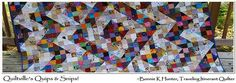 Quiltville's Quips & Snips!! Bonnie Hunter explains converting standard cutting instructions to her easy angle method.