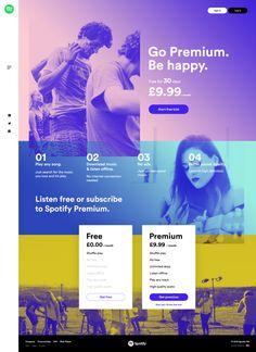 422 best landing page web design inspiration images in 2019 web rh pinterest com