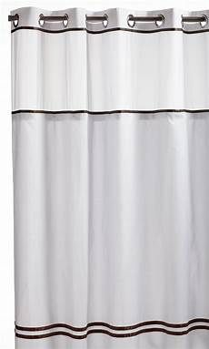Best Type Of Shower Curtain Liner In 2020 Fabric Shower Curtains