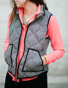 I want this vest. Like, yesterday.