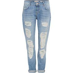Jeans, Destroy Boyfriend - Costes