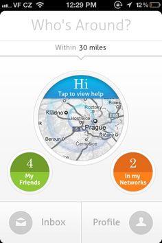 Mobile Design / Circle  #mobile #webdesign