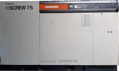 Máy nén khí Hitachi 75 kw cũ OSP-75M6ALR là máy nén khí được nhập khẩu nguyên chiếc từ Nhật Bản dưới dạng đã qua sử dụng. Sản phẩm được sản xuất bởi hãng Hitachi với chất lượng hàng đầu Nhật Bản mang đến độ bền và độ ổn định cao cho người sử dụng.  Máy nén khí Hitachi 75 kW cũ OSP-75M6ALR được Chương Liên cung cấp và bảo hành cho khách hàng trên toàn quốc. Máy có thể đáp ứng được nhu cầu về khí nén cho nhiều lĩnh vực sản xuất như: dệt may, gia công cơ khí, làm sạch bề mặt, đóng tàu,..