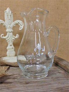 Thirstystone Appetizer Pick Silver LD-D17401 Fleur de Lis