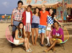 This First Look at Teen Beach Movie 2's Amazing '60s Fashion Will Have You Drooling