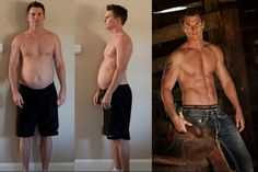 Just 1 of the many body transformations provided by the VaSalus Body by Vi 90 day challenge!  To find out more, head over to this site and fill out the guest book to see more amazing transformations and see what we are all doing!  Who wouldn't want a body like that, right?