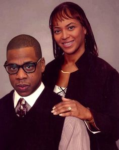 If Jay-Z and Beyonce were normal people...