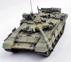 TRACK-LINK / Gallery / T-90 MBT