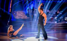 Strictly Come Dancing Week 1 - Steve Backshall and Ola Jordan Crazy Celebrities, Celebs, Lucky Man, Strictly Come Dancing, The One, Famous People, Insight, Dancer, Bring It On